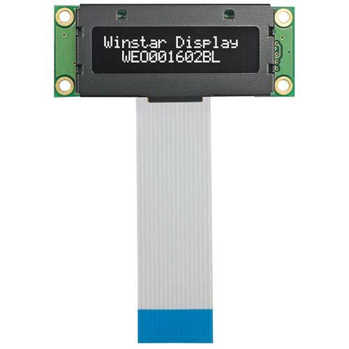 Monitor OLED w przemyśle